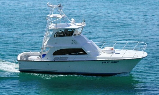 Offshore Fishing Charter On 47ft