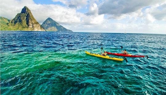 Kayaking Trips In Pigeon Island