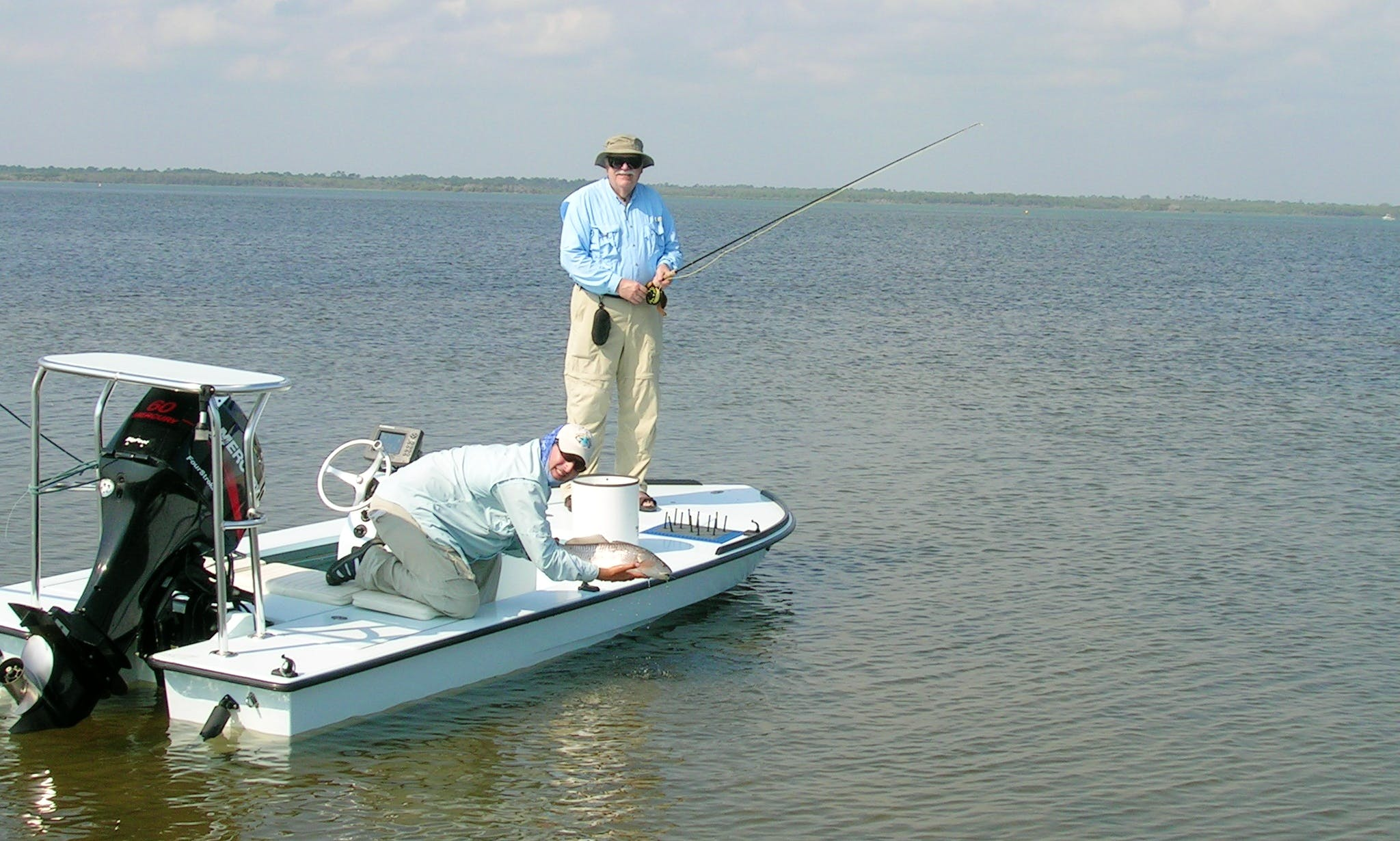 Guided Fishing In Mosquito Lagoon