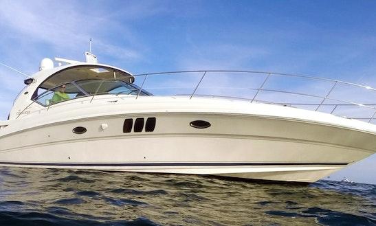 Sea Ray 44 Sundancer Motor Yacht