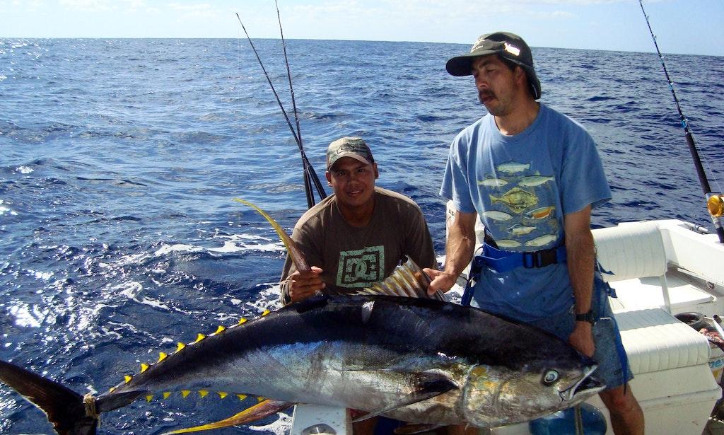 27ft fishing charter in punta de mita mexico getmyboat for Delaware fishing charters