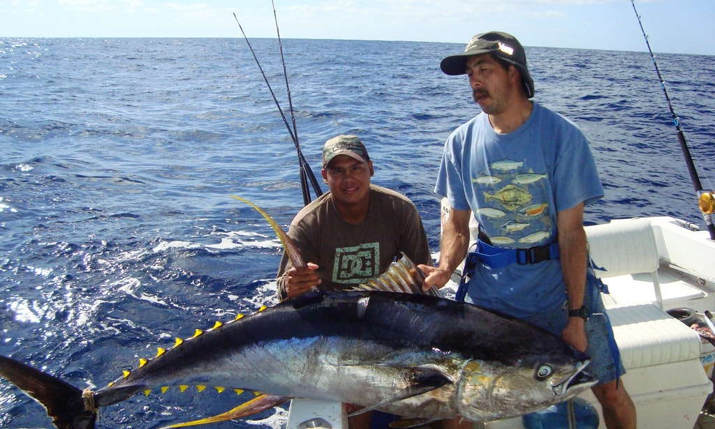 27ft fishing charter in punta de mita mexico getmyboat for Punta mita fishing