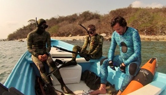 Discover Spearfishing