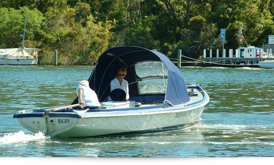 Enjoy 24 Ft Dinghy