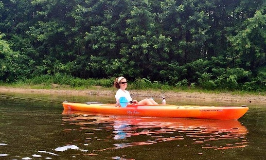 Single Kayak Rental In Conway, New Hampshire