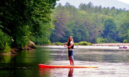 Paddleboard Rental In Conway, New Hampshire