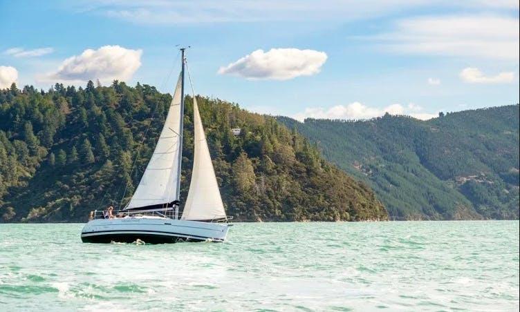 32' Sailing Yacht Trips In Te Mahia