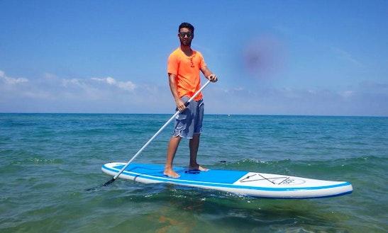 Paddleboard Rental In Denia, Spain