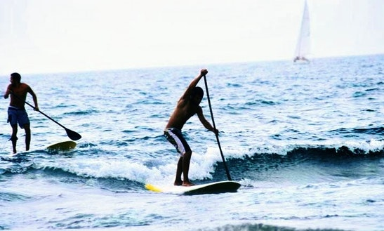 Paddleboard Rental In Las Palmas De Gran Canaria, Spain