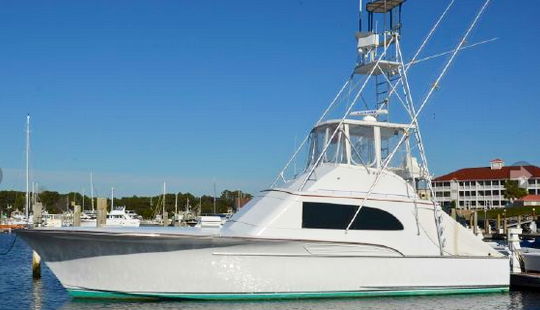 Fishing Charter On 47ft