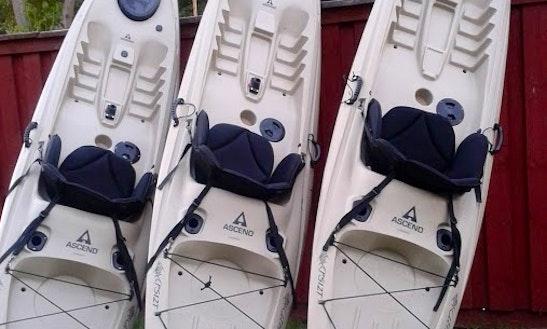 Kayak Rental In Dallas, Texas