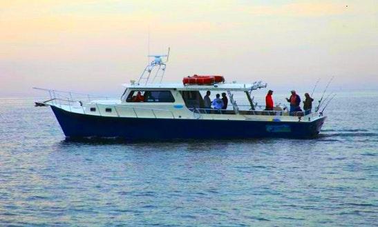 Fishing Boat Rental Virginia Beach