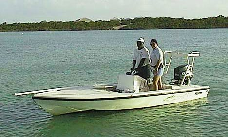 Guided Bonefishing Trip in Turks and Caicos