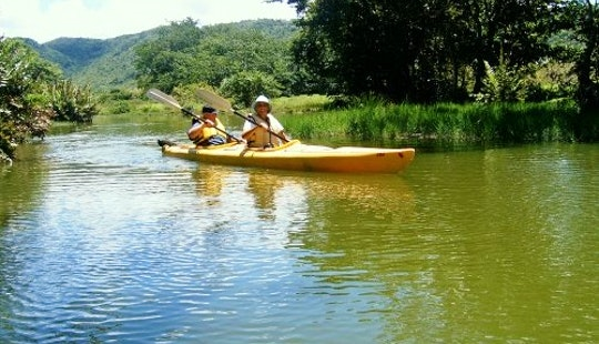 Kayak Tours In Sta Lucia, West Indies