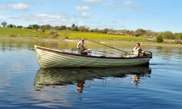Dinghy Fishing Charter in Roscommon, Ireland