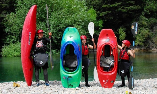 Memorable Kayak Rental In Futaleufu, Chile