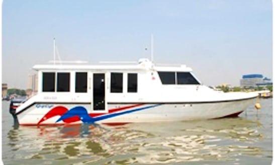Ganpati - Iii Motor Yacht For Rent In Mumbai