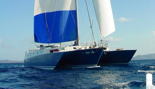Private Sailing And Diving On The