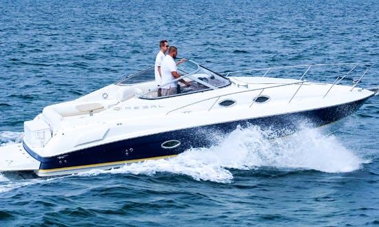 Regal Express Cruiser Charter in Cayman Islands