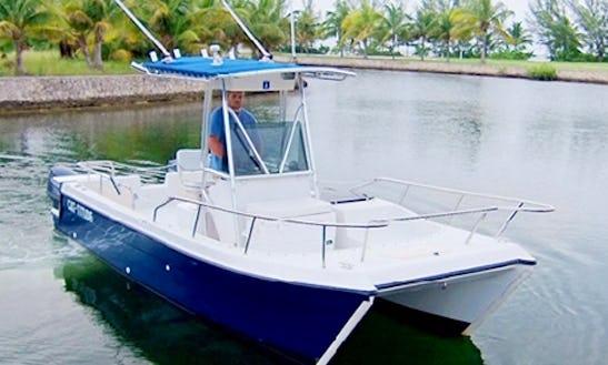 Glacier Bay Power Cat Charter In Cayman Islands