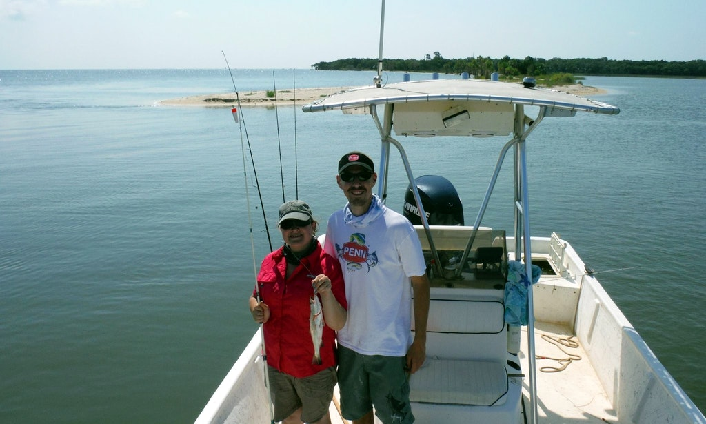 24 39 kenner fishing trips in apalachicola bay getmyboat for Apalachicola fishing charters
