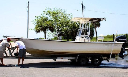 24' Kenner Fishing Trips In Apalachicola Bay