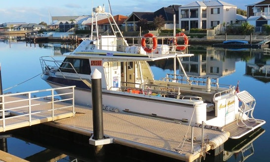 Dive Boat Charter In Bunbury
