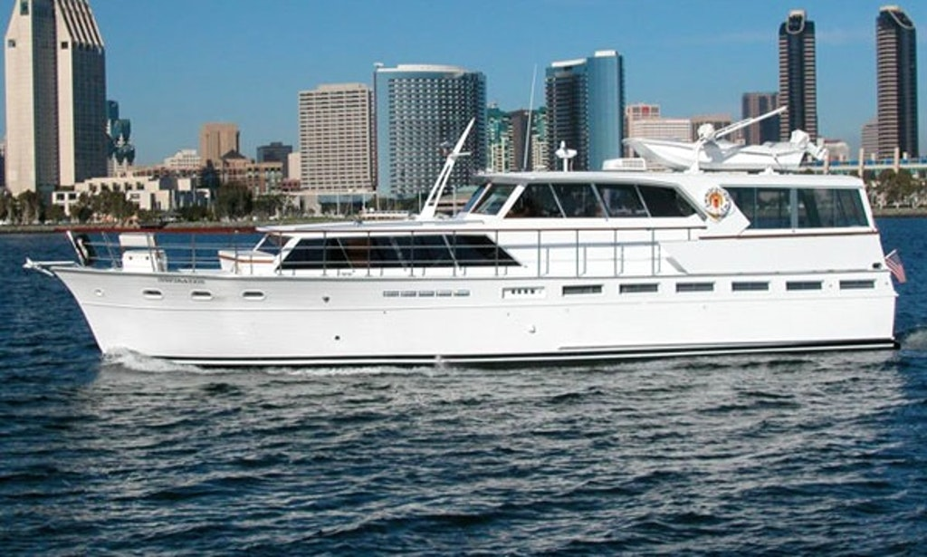 Charter 63 39 Classic Pacemaker Yacht In San Diego