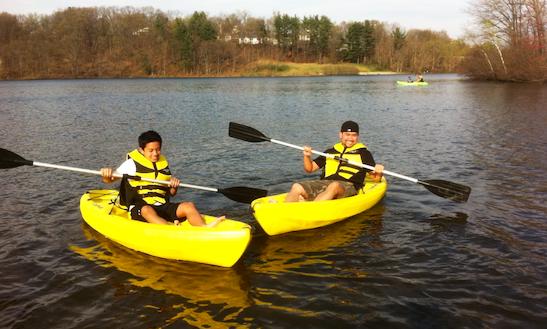 Single Kayak Hire In Newtownards