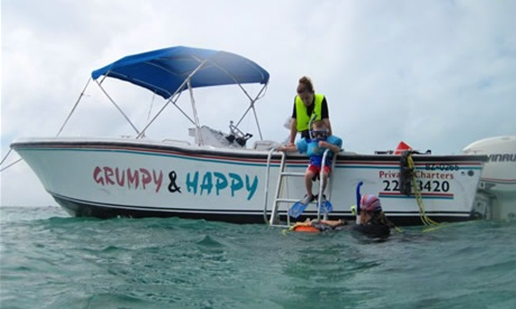 Private snorkeling trips in san pedro getmyboat for San diego private fishing charters
