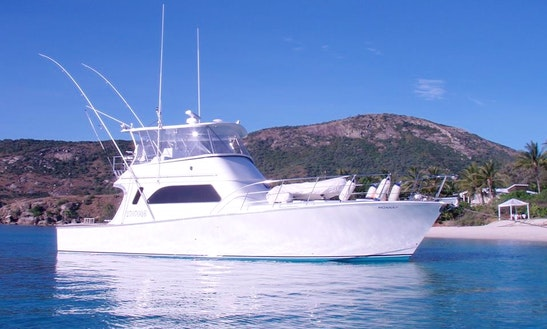 47' Luxury Private Charter Boat In Cairns City