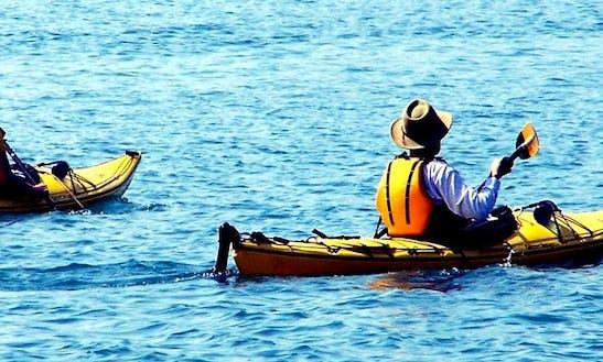 Kayak Rental In San Juan