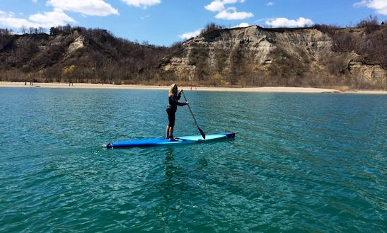 Sup Rental, Lessons & Yoga In Toronto