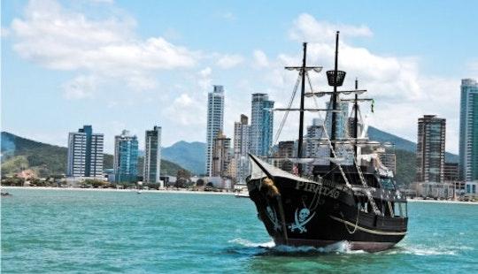 Pirate Boat Trips In Brazil