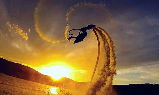 Extreme Flyboard Rental In Ibiza