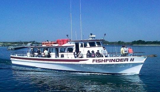 Enjoy Fishing On 65ft
