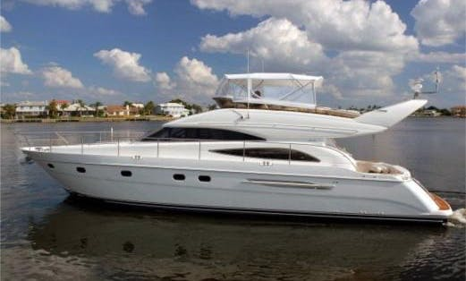 Charter 61' Viking Sport Yacht In Fort Lauderdale, Florida