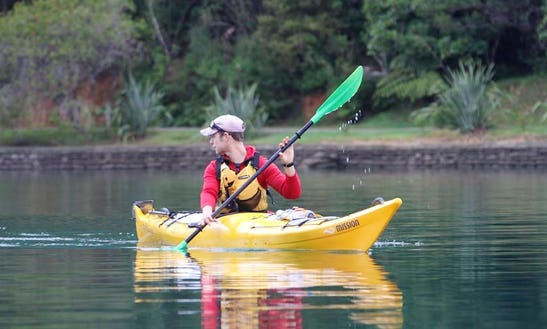 Single Kayak Rental In Picton, New Zealand