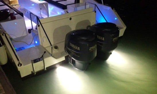 40' Passenger Boat Charter In Osbourn, Antigua And Barbuda