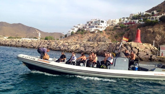 Rib Diving Charter In Aguadulce, Spain