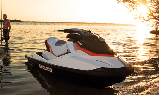 Jet Ski Rental In Villajoyosa, Spain