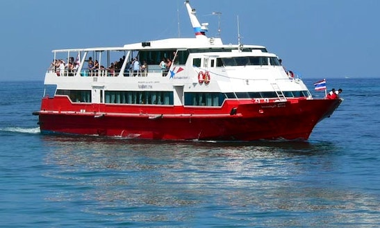 Experience The Best Of  Mumbai, India On This Passenger Boat