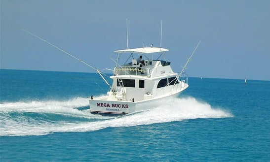 43' Sport Fisherman Charter In St. George's, Bermuda