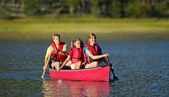 Canoe Rental In Enniskillen, Ireland