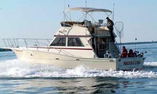 Fishing Charter On 41ft
