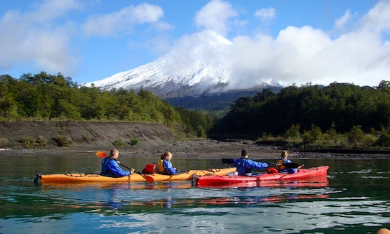 Sea Kayaking Trips In Puerto Varas