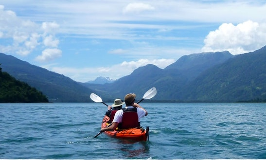 Sea Kayak Tour In Chile