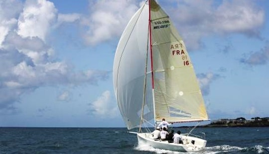 Daysailer Charter In Simpson Bay, Sint Maarten