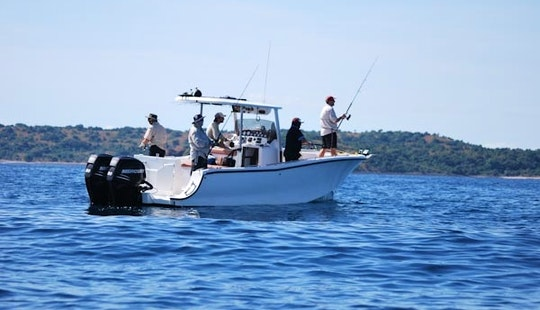 36' Fishing Charter In Nosy Be West
