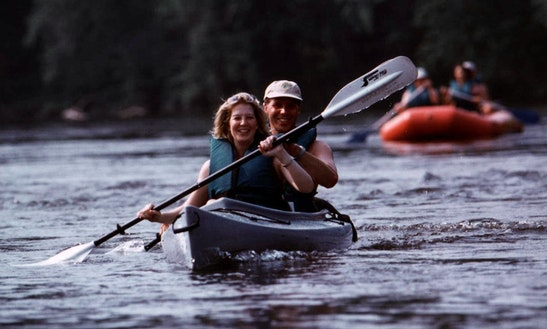 Tandem Kayak Rental In Smithfield, Pennsylvania